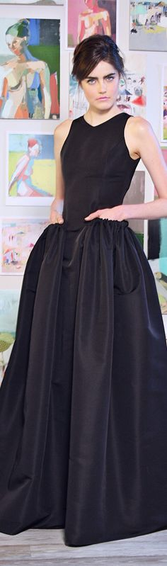 FASHION, RESORT 2015, CHRISTIAN SIRIANO, Christian Siriano Resort 2015, RUNWAY,