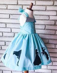 Disney Princess Dresses, Cinderella Dresses, Princess Girl, Disney Outfits, Princess Party, Princess Birthday, Tiana Dress, Jasmine Dress, Belle Dress
