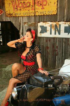 Rat Rod Pin Up Nude   images of Hot Rod, Rat Rod, Old School, Ol' Skool Rod, Classic ...