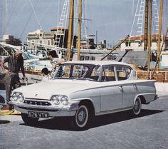 Ford Motor Company, My Dream Car, Dream Cars, Car Ford, Auto Ford, Citroen Car, 1960s Cars, Old English, Pinterest Marketing