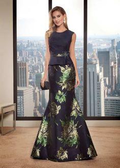 Vestidos de Fiesta Largo - Matrimonios.cl High Fashion, Evening Dresses, Cocktails, Formal, Cocktail Dresses, Skirts, Style, Long Party Dresses, Cute Dresses