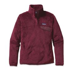 Patagonia Womens Re-Tool Snap-T® Fleece Pullover