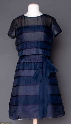 Augusta Auctions, March 21, 2012 NYC, Lot 279: Dior Couture Party Dress, Spring 1961