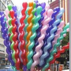 10 pcs36 Pulgadas de Espesor de hilo Largo, globos de látex de la boda aniversario bola globo decoración globos hotel children's toys