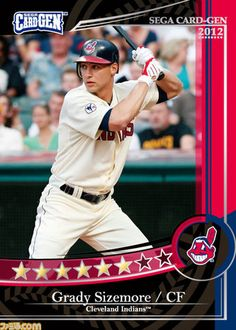 Grady Sizemore CLE