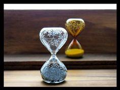 砂時計--葉 | iichi(いいち)| ハンドメイド・クラフト・手仕事品の販売・購入