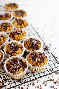 Cocoa Nib Breakfast Muffins (Gluten-Free) – A Beautiful Mess