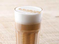 Caffè latte eli italialainen maitokahvi