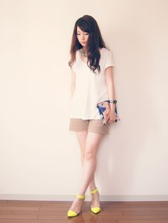 2013/06/18 basic and simple - xoxo HiLAMEE