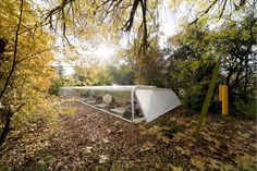 architags architecture & designblogSelgascano. Office / Studio in the Woods. Spain.... -