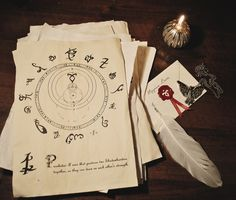Shadowhunters runes