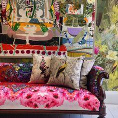 Timorous Beasties Sofa