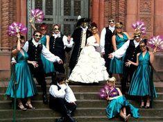 Unique Weddings: 11 Fun Ideas That Will Inspire You Photo