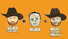 Walker Texas Ranger Walker