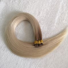 Excited to share the latest addition to my #etsy shop: #HandTiedHair Extensions #RemyHair #hairextensions #blonde 100 Human Hair Extensions, Tape In Hair Extensions, Hair Length Chart, Ash Blonde Hair, Luxury Hair, Maker, Hair Weft, China, Summer Hairstyles