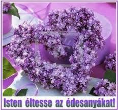 purple heart in lilac