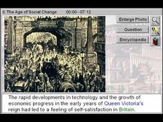 http://www.zaneeducation.com - Age of Social Change is Part 2 of The Victorian Era - a 19th century world history title.    Survey the social, technological, and economic changes that impacted England during the reign of Queen Victoria, whose lengthy rule (1837-1901) witnessed Britain's transformation from a land of agricultural villages into a leading industrial nation revolutionized by factories, railways, steamships, and the emergence of the middle class.