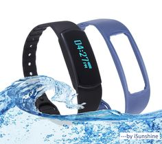 Step Counter Watch Fitness Tracker Waterproof Step Tracker Watch Fit Watch Fitness Watch Step Tracker Bracelet for Apple iPhone Android Activity Tracker. Track steps, distance, calories burned, and monitor how long and well you sleep. With a gentle touch on the screen, recorded data will show in sequence. IP67 waterproof means there is no need to take the tracker off during swimming (up to 30 minutes) or showering. It is also totally protected against dust. Vibration reminds you of alarm...