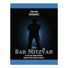Bar Mitzvah Movie Star Reply Card in Blue, Black Custom Invitations ShoppingReview on the This website by click the button below...