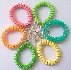 Hoop Earrings (Plastic Girl) Tags: jewelry jewellery plastic earrings tupperware