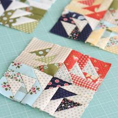 My #thesplendidsampler Goose on the Loose free quilt block pattern is available today! Link in my blog and The Spendid Sampler!