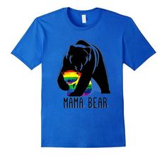 Autism Awarenes Mama Bear T-Shirt | One of the largest and best collection of Mother's day style sayings and graphic tee shirts anywhere on the web. The great gift for your mom or wife. More styles daily updated!