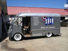 1954 Grumman Olson/Chevy Step Van (Awesome!)