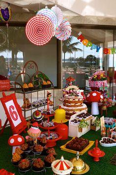 Projetos Inventivos - tema da festa: Infância!!!