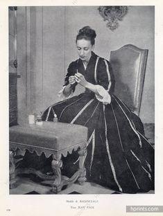 Balenciaga 1948 Evening Gown, Jean Page