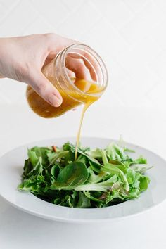 Do you have a salad dressing that delights you on a weeknight? Let's get on that. Memorize just one or two of these, and you're set for spring.