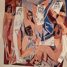 Richard Prince - Hippie Picasso