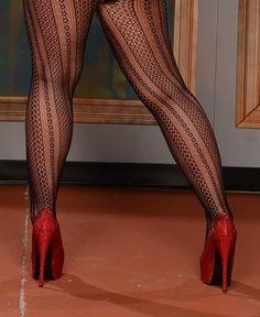Julie Cashs nice shoes