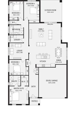 Lincoln 32, New Home Floor Plans, Interactive House Plans ...