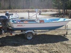 Vintage 13' Boston Whaler