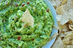 Mexican Guacamole. (Suggestion: Taste before adding juice of 2nd lime. Reduce the cilantro by half.)
