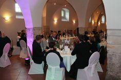 Hochzeitsfeier im Herrenhaus von Schloss Schkopau