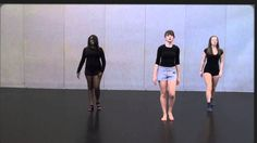 "Online Dance Class - Beginner Contemporary - ""Skinny Love"""