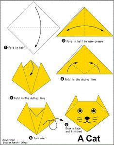 origami para niños pdf - Buscar con Google