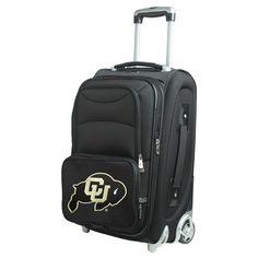 NCAA Colorado Buffaloes 21 Carry-On