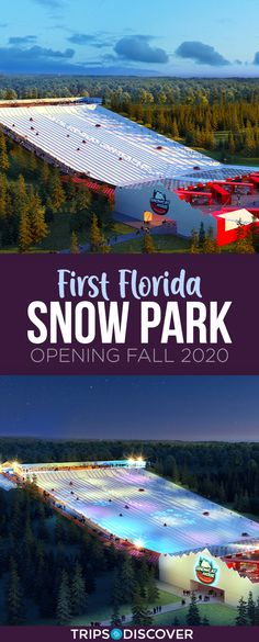This fall visitors can tube down snowy hills, make snowmen and more at the new Snowcat Ridge Alpine Snow Park in Dade City, Florida. Yes, you heard that ri Tampa Florida, Dade City Florida, Visit Florida, Florida Vacation, Florida Travel, Travel Usa, Florida Trips, Florida Food, Florida Springs