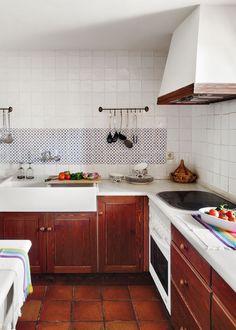 Distribuir la cocina -