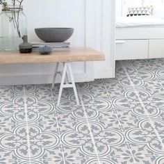 Kitchen and bathroom tiling can be one of the most costly projects in a home. One of our best-selling patterns, we tempt you to take the plunge and revamp your home with our Trefle tile stickers, rather than commit to real tile first. For much less, youll enjoy the beauty of the cement tile trend