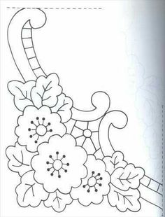 Para barrado inteligente Cutwork Embroidery, Embroidery Alphabet, Embroidery Transfers, Hand Embroidery Patterns, White Embroidery, Applique Patterns, Machine Embroidery Designs, Embroidery Stitches, Hand Quilting