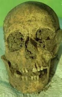 Giant human uncovered in Salt Lake City Utah.  The first Mormon? Lol!