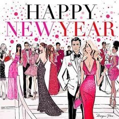 HAPPY NEW YEAR Everyone!!! Xxxxx