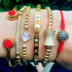 Set By Vila Veloni Arm Candy Bracelets