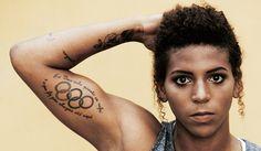 Rafaela Silva - BLACK woman wins Brazils 1st gold medal in judo.
