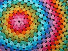 GRANNY's  Circle by Lindevrouwsweb, via Flickr