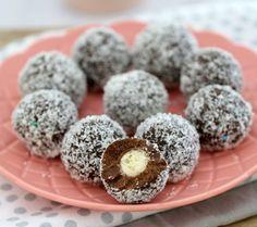 No Bake 4 Ingredient Chocolate Malteser Balls