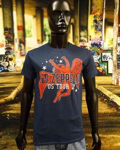 NEW IN STOCK! @ledzeppelin LED ZEPPELIN Official Merchandise Uni-Sex Tee Shirt ICARUS 77 http://ift.tt/1iYGWjH
